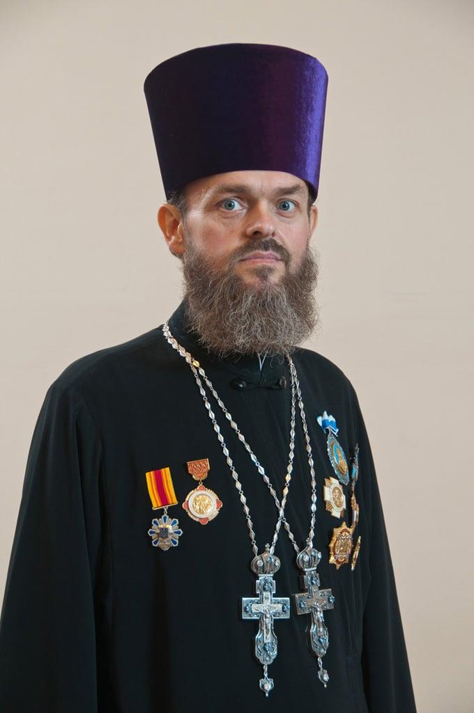 Протоиерей Леонтий Устименко