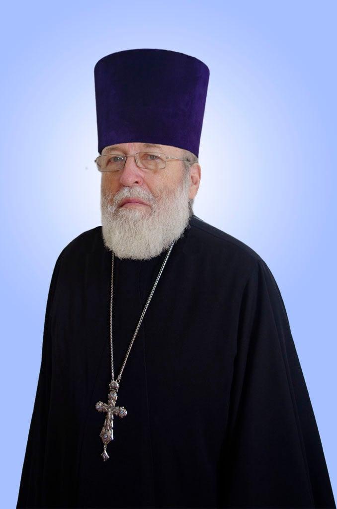 протоиерей Владимир Красулин