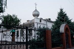 Свято-Амвросиевский храм