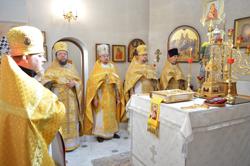 Престольный праздник Свято-Владимирского храма