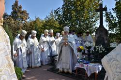Шестая годовщина со дня блаженной кончины протоиерея Леонтия Устименко