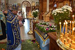 Чин погребения Божией Матери в соборе Архистратига Божия Михаила