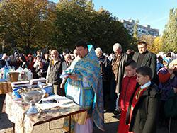 Престольный праздник Свято-Покровского храма