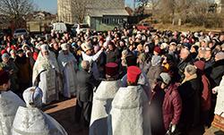 Престольный праздник собора Архистратига Божия Михаила