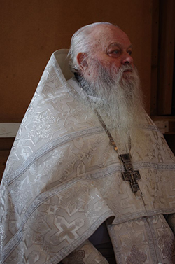 Протоиерей Николай Устименко